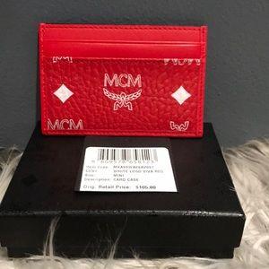 Mcm cardholder